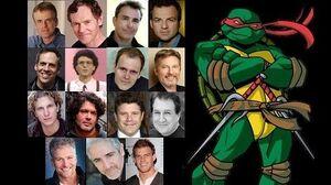 Comparing The Voices - Raphael
