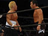 Akira Tozawa Diet 7 Match Series