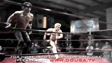 Dragon Gate USA - Pro Wrestling Action, Excitement & Athleticism