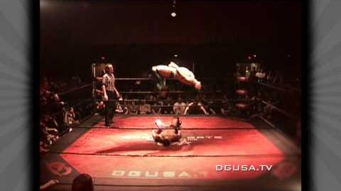 "DGUSA ""Way Of The Ronin 2011"" DVD Trailer - Historic Tag Team Main Event"