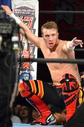 Will Ospreay 2016
