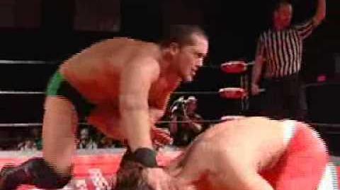 Adam Cole vs. Kyle O'Reilly