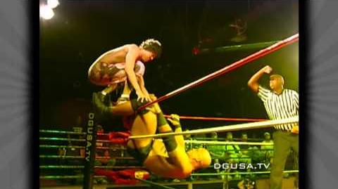 "DGUSA ""Fearless 2011"" DVD Trailer - Tag Team Wrestling Match Of The Year Candidate"