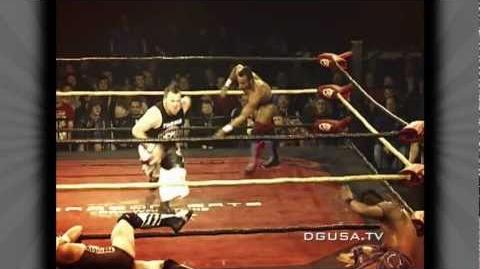 DGUSA Bushido 2011 DVD Trailer - DGUSA Homegrown Stars vs. Dragon Gate Veterans