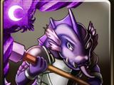 漆黑蜥蜴戰士