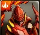 古代的守護神 ‧ 火