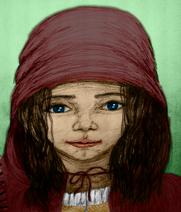 Anne 1 portrait
