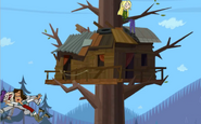 Treehouse gag