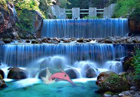 Waterfall Gorebyss