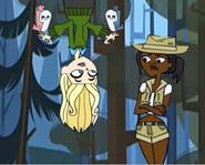 Dawn and Jasmine