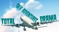 Total Drama Sky Adventures Logo
