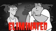 Scott and Owen eliminated RR
