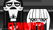 Ennui and Crimson RR eliminated