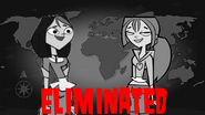 Bianca and Brianna RR eliminated