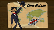 Chris McLean WT