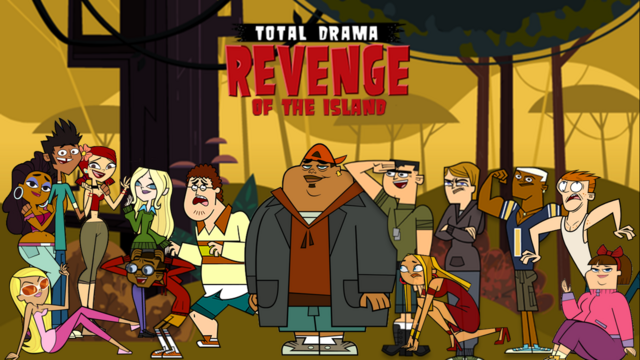 File:Total Drama Revenge of the Island Cast.png