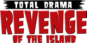 File:Total Drama Revenge Of The Island - Remastered Logo.png
