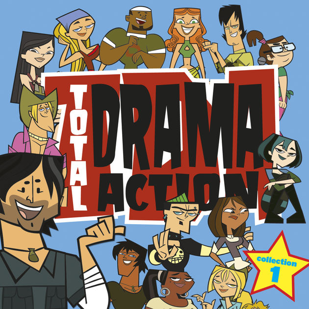 Total Drama And Ridonculous Race