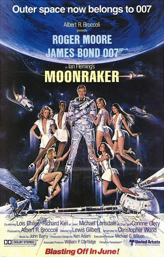 Moonraker | Total Movies Wiki | Fandom
