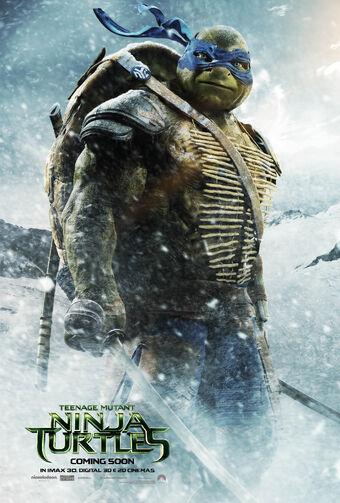 Teenage Mutant Ninja Turtles 2014 Total Movies Wiki Fandom