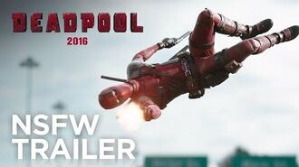 Deadpool Red Band Trailer HD 20th Century FOX