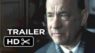 Bridge of Spies Official Trailer 1 (2015) - Tom Hanks Cold War Thriller HD