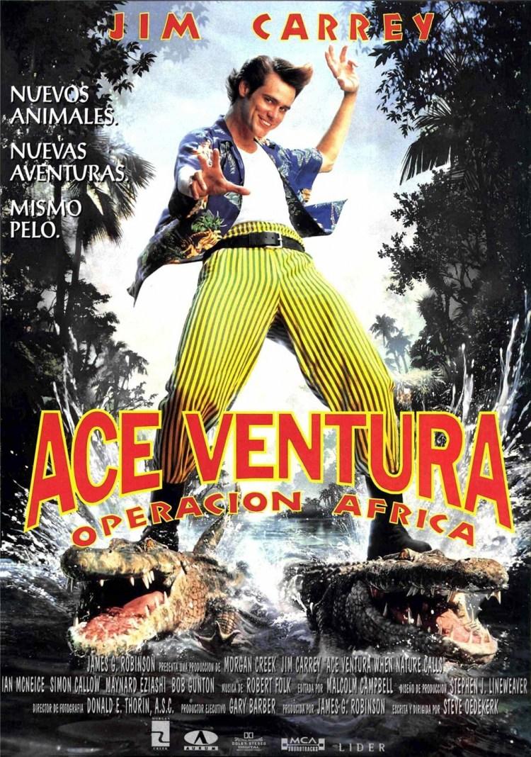 ace ventura when nature calls movie cast