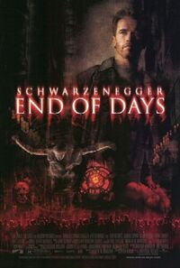 End of Days poster