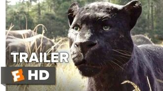 The Jungle Book Official Teaser Trailer 1 (2016) - Scarlett Johansson, Bill Murray Movie HD