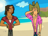 Alejandro and Geoff