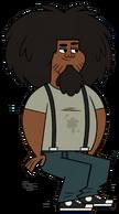 Beardo sitting