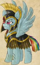EqDiv Profile - Rainbow Dash