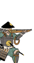 Placeholder - ashigaru inf matchlock ashigaru