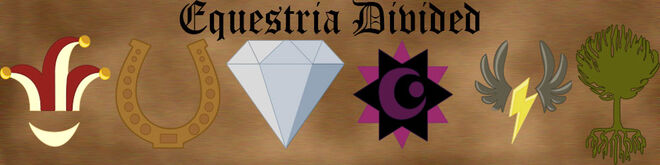 Equestria divided symbol banner 01 by intangiblehawk