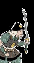 Placeholder - ashigaru inf katana ashigaru