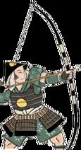 Placeholder - ashigaru inf bow ashigaru