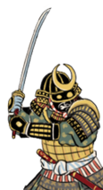 Placeholder - samurai inf katana hero