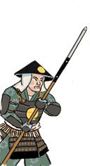 Placeholder - ashigaru inf yari ashigaru