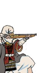 Placeholder - ashigaru inf matchlock warrior monks