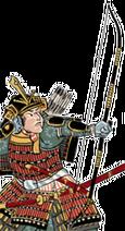 Placeholder - samurai inf bow samurai