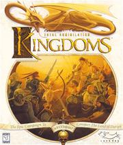Total Annihilation - Kingdoms Coverart