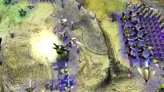 Balanced Annihilation - Endgame 4500+ units - ffwd