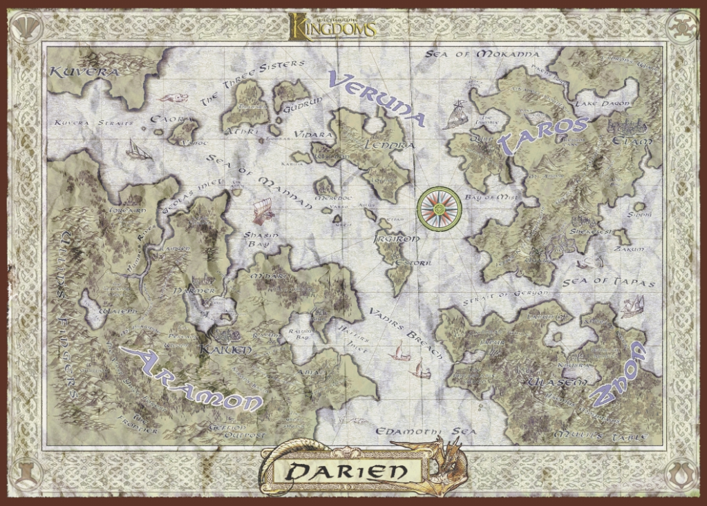 Darien (TAK) | Total Annihilation Wiki | FANDOM powered by Wikia