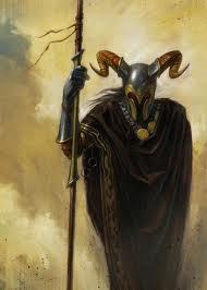 Werewolf druid 1