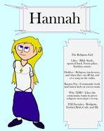 TDC2 Hannah