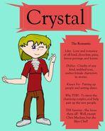 TDC2 Crystal