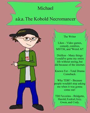 The Kobold Necromancer