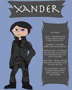 TDC2 Xander