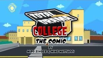 Total Drama College Trailer OFFICIAL