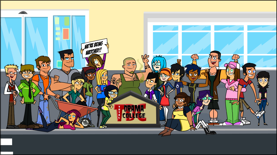 total drama college total drama comic wiki fandom